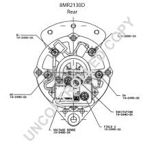 860804 alternator product details prestolite leece neville 8mr2130d rear dim drawing
