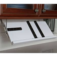 Under Desk Storage Cabinet Under Cabinet Knife Drawer White In Knife Storage