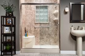 bathroom remodeling shower enclosures photo 2