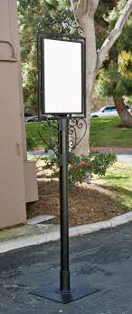 Decorative Yard Signs Heavy Duty Outdoor Sidewalk Signs This One Is A Decorative Slip 86