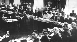 as a result of the second round table conference in september 1931 the then british prime minister ramsay macdonald on 16 august 1932 announced the