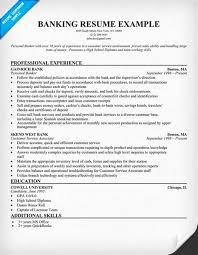 Resume Format For Banking Sector For Freshers Awesome Resume Samples ...
