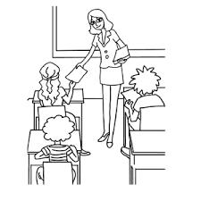 Terug Naar School Kleurplaten Leuk Voor Kids