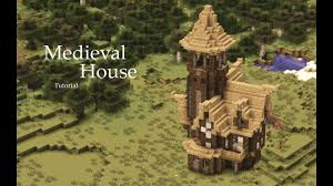 Minecraft Medieval House Designs Minecraft Medieval House Tutorial Design 1 Horrible Quality