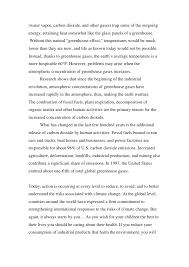 ndu term paper speech communication global warming atmospheric greenhouse gases 3