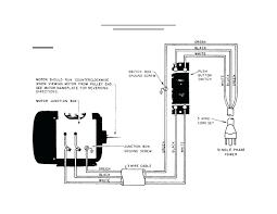 Electric Motor Wiring Diagram Single Phase wellreadme