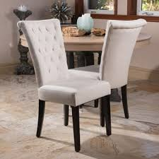 dining room chairs. Venetian Tufted Dining Chairs (Set Of 2) By Christopher Knight Home Room U