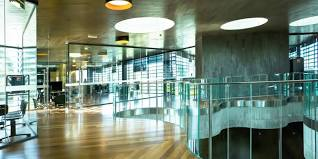 commercial window glass services