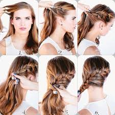 side french braids for summer 2017