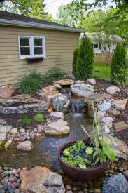 Backyard Ponds Best 25 Backyard Stream Ideas On Pinterest Garden Stream Pond