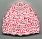 Crochet Preemie Hat Pattern Mesmerizing JOANNE'S Preemie Hat Crochet Pattern Free Crochet Pattern Courtesy