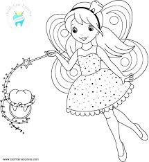 Coloring Pictures Of Fairies Fairies Coloring Pages Unicorn Fairy