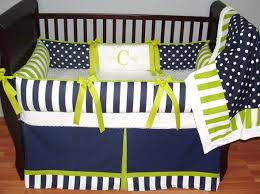 bed lime green crib bedding green navy crib and designs bedding lime bed rail toddler