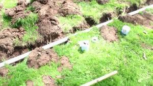sump pump drainage outside