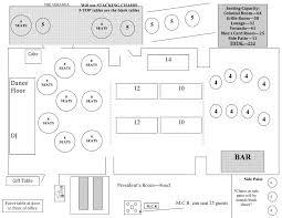 Wedding Schedule Template Extraordinary Emejing Wedding Reception Floor Plan Photos Styles 44 Enriquegastelo