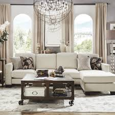 Sectional Sofas: Provide ample seating with sectional sofas. This living room  furniture style offers