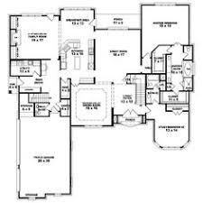 Simple 3 Bedroom Ranch Floor Plans 3 Bedroom Raised Ranch Floor Single Family House Plans