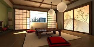 The Japaneses Have Not Iron Knees Although They Are Accustomed To - Japanese house interiors
