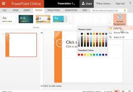 Solstice Powerpoint Template