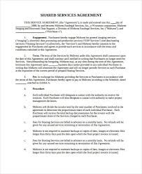 Simple Service Contract 21 Simple Service Agreements Word Pdf Free Premium