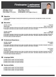 Resume Builder Free Template Best Free CV Builder Free Resume Builder Cv Templates Projects To Try
