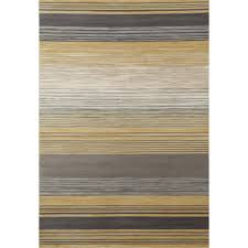 art carpet bastille heathered stripe light yellow 8 ft x 11 ft area rug