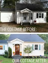 Cottage Remodel Before After