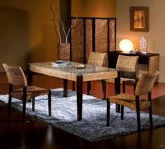 rattan dining room set. rattan dining room set hc106-7-hc402-9