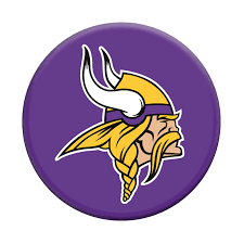 NFL - Minnesota Vikings Logo PopSockets Grip