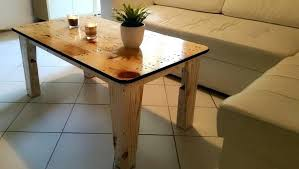table no cost modern wooden pallet coffee table wine keg