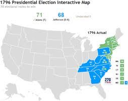 Presidential 57 Elections For History Maps All Interactive Change Xq8YwZRF