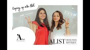 A List Designers Boutique Keeping Up With Alist Ninina Si Yvy La Alist Designers Boutique