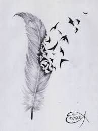 birds drawing tumblr. Brilliant Tumblr Feathers With Birds Tattoos 87012featherandbirddrawingtumblr Drawing  Tumblr B81 For Birds Drawing Tumblr Y