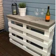 diy patio bar. DIY Pallet Patio Bar From The Garden Glove Diy