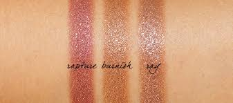 Hourglass Scattered Light Swatches Hourglass Scattered Light Rapture Burnish And Ray Swatches