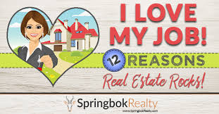 Why I Love Being a Realtor