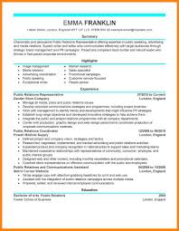 Public Relations Resume Youth Specialist Sample Resume Child Care