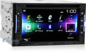 jvc kw v21bt double din dvd car stereo w built in bluetooth
