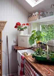 Flowers In The Kitchen Interior Design Ideas Ofdesign
