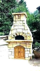 pizza oven outdoor fireplace combo ace r inside remodel and plans kits how to build an