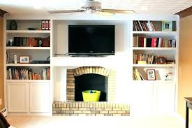 cabinets next to fireplace built in bookshelves shelf plans ins free standing fireplaces