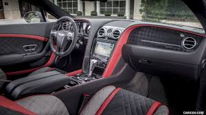 2018 bentley gt interior. simple interior 2018 bentley continental gt supersports coupe color st james red   interior wallpaper with bentley gt interior k