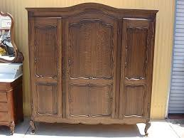 amazing wood armoire wardrobe of french antique armoire wardrobe antique closet cabinet antique