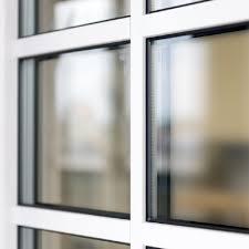Kunststofffenster Mit Sprossen Fensterblickde