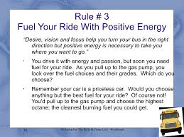 The Energy Bus Quotes Delectable Energy Bus Workshop Draft 48