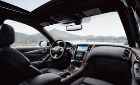infiniti q50 interior. 2017 infiniti q50 gains classier interior options new bose audio system