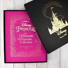 personalised gift boxed disney princess collection