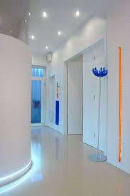 Led Leiste Zwischen Fußboden Und Wänden Badezimmer Flure