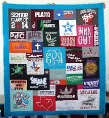 Tshirt quilt - for ALL of those high school theatre show shirts ... & T-shirt Quilt Maker. Really Expensive but a good idea to use the pattern. Adamdwight.com