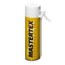 <b>Пена монтажная Mastertex 500мл</b> по выгодной цене!